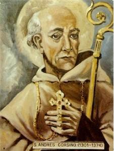 St. Andrew Corsini (1302-1373)