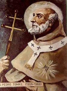 St. Peter Thomas (1305-1366)