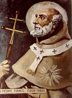 St. Peter Thomas (1305-1366) - Bishop