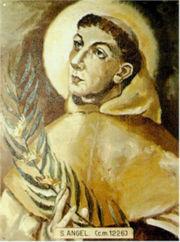 St. Angelus of Jerusalem