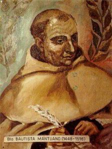Baptist Spagnoli of Mantua