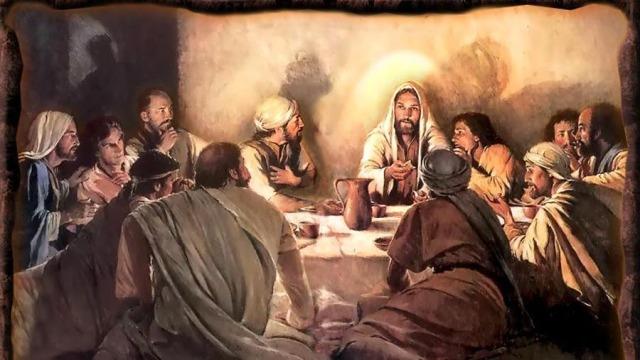 Institution of the Eucharist - Last Supper