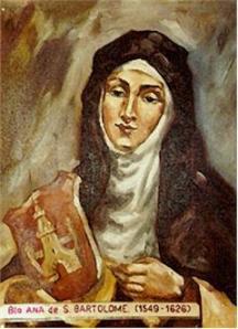 Anne of St Bartholomew