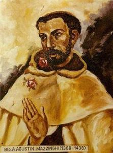 Angelus Augustine Mazzinghi