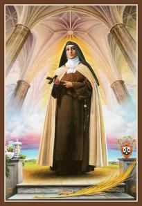 Maria Sagrario of St. Aloysious Gonzaga