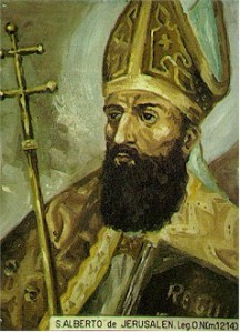 Albert of Jerusalem