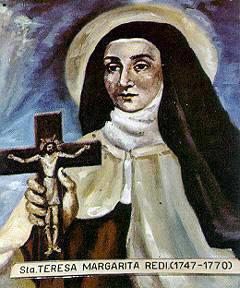 Teresa Margaret Redi of the Sacred Heart